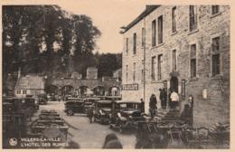 VILLERS LA VILLE  HOTEL DES RUINES - Villers-la-Ville