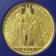 1000 Euros Or 2011 Fdc Neuf - France