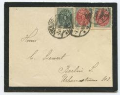 1894  Dänemark Brief Svendborg Berlin - Lettere