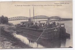 Saône-et-Loire - Port De Fleurville - Le Pont Sur La Saône Reliant Pont-de-Vaux à Fleurville - France