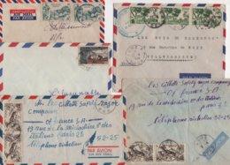 Togo - Lot De 5 Lettres - Togo (1914-1960)