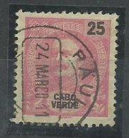 CABO VERDE AFINSA 78 - (POSTMARKS OF CABO VERDE) - Congo Portuguesa