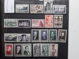 France 1952** Cote 114€ - Frankreich