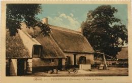(1105) Duinbergen - Cabane De Pêcheur - 1930 - Knokke