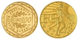 100 Euros Or 2010 - France
