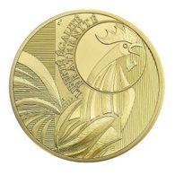 100 Euros Or 2015 - France