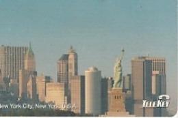 NEW YORK CITY  Telekey - Etats-Unis