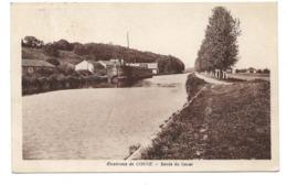 COSNE - Environs - Bords Du Canal ( PENICHE ) - Cosne Cours Sur Loire