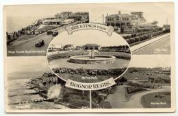UK BOGNOR REGIS 1940, Black-and-white Postcard, Real Photograph (Norman Card) - Bognor Regis