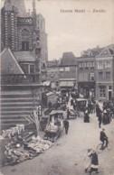 252220Zwolle, Groote Markt-1913(zie Hoeken, Randen En Achterkant) - Zwolle