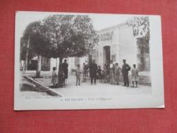 AFRIQUE. ALGERIE. RIO SALADO.  Telegraph Office  Ref 3646 - Argelia