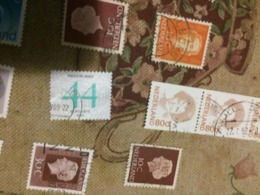 OLANDA ORDINARIO 44 - Briefmarken