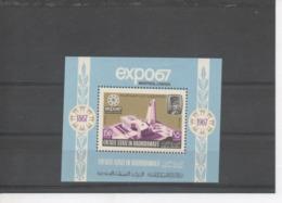 Q'AITI HADRAZMOUT (Arabie Du Sud) - Expo 57 à Montréal - 1967 – Montreal (Canada)