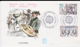 France FDC 1981 Europa CEPT (G76-143) - Europa-CEPT