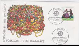 Germany FDC 1981 Europa CEPT (G76-143) - Europa-CEPT