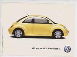 Volkswagen : New Beetle TDI 90- All You Need Is New Beetle - PKW