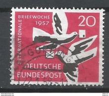 Germany/Bund Mi. Nr.: 276 Gestempelt (brg55er) - BRD