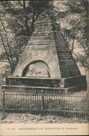 Koblenz Marceau-Denkmal Franzosen-Friedhof Stadtteil Lützel 1910 - Koblenz