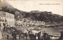 12425 - Giardini - Via Margherita - Sezione Municipio (Giardini Naxos - Messina) R - Messina