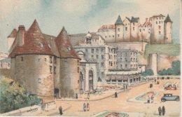 76 - DIEPPE - Les Tourelles Et Le Château - Dieppe