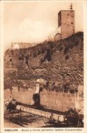12427 - Gibellina - Bevaio E Rovine Dell'Antico Castello Chiaramontano (Trapani) R - Trapani