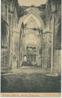 UK TINTERN Abbey, North Transept VFU Unused, Ca. 1910 - Monmouthshire