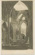 UK TINTERN Abbey, South Transept VFU Unused, Ca. 1910 - Monmouthshire