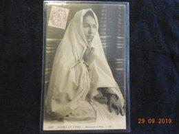 CPA - Mauresque D'Alger - Femmes