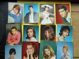 19 Cartes  Acteurs ,majorité Sam Levin - Actors