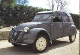 TRANSPORT AUTOMOBILE 2 CV CITROËN PASSION 2 PATTES N°2 2CV BERLINE AZ 1959 EDIT. CREA7 - Passenger Cars