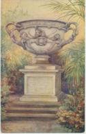 UK WARWICK The Warwick Vase Ca. 1920, VFU Unused Arts Card - Warwick