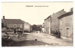 VRECOURT (88) - Rue Du Haut De La Croix - Ed. Vautrent - Francia