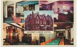 UK YORK  Ca. 1960, Granby Lodge Hotel, Superb Unused - York