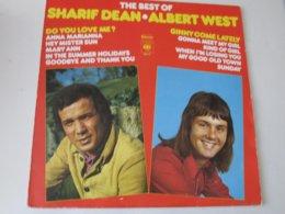 The Best Of Sharif Dean, Albert West - Disco & Pop