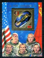 5039 - KOMOREN - Block 10 ** - WELTRAUM / SPACE - Mnh Mini Sheet - Komoren (1975-...)