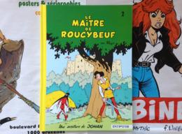 BD Johan Et Pirlouit - Le Maître De Roucybeuf - Peyo (2003) - Johan Et Pirlouit