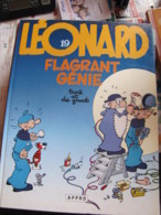 14855  Léonard : Flagrant Génie De Turk Et De Groot    1990 - Livres, BD, Revues