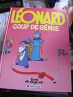 14856  Léonard :  N° 8 Coup De Génie  De Turk Et De Groot   1992  DARGAUD - Livres, BD, Revues