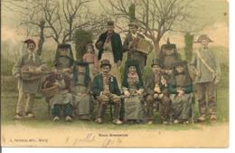 L80b005 -  Noce Bressane Et Ses Misiciens - B.Ferrand - Folklore