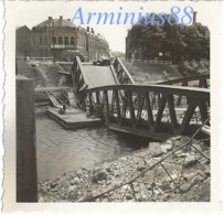 Campagne De France 1940 - Nord - Douai, 1940 - Pont D'Ocre - Café De La Marine – Wehrmacht Im Vormarsch - Westfeldzug - Guerra, Militari