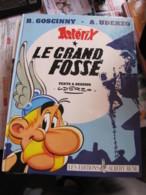 14857  Astérix :  Le Grand Fossé  De Goscinny Et Uderzo  1980 - Livres, BD, Revues