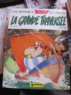 14858  Astérix :  La Grande Traversée  De Goscinny Et Uderzo  1975 - Livres, BD, Revues