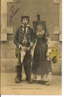 L80b007 -  Bressan Et Bressane Allant Au Marché  - L.Ferrand - Costumes