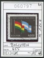 Bolivien - Bolivia - Michel 655 - Oo Oblit. Used Gebruikt - Bolivien