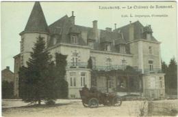 Libramont. Château De Roumont. Automobile. Ed. Duparque, Florenville. - Libramont-Chevigny