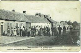 Westmeerbeek/Westmeerbeeck.  't Hoogzand. - Hulshout