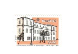 BRESIL  1982 MUSEE DU TRAIN  Yvert: 1536  NEUF MNH** - Brazil