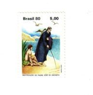 BRESIL  1980 JOSE DE ANCHIETA  Yvert: 1454  NEUF MNH** - Brésil