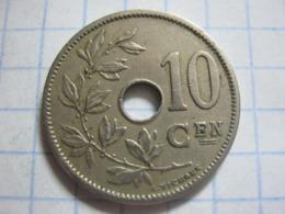 10 Centimes 1920 (NLD) - 1909-1934: Albert I