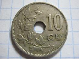 10 Centimes 1925 (NLD) - 1909-1934: Albert I